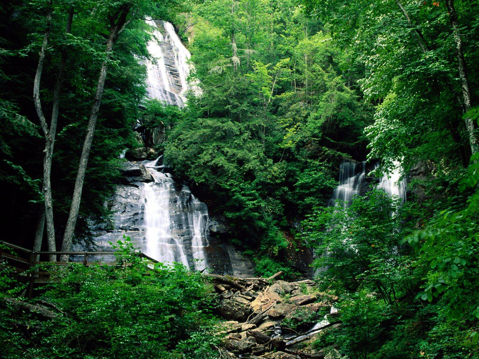 Anna Ruby Falls