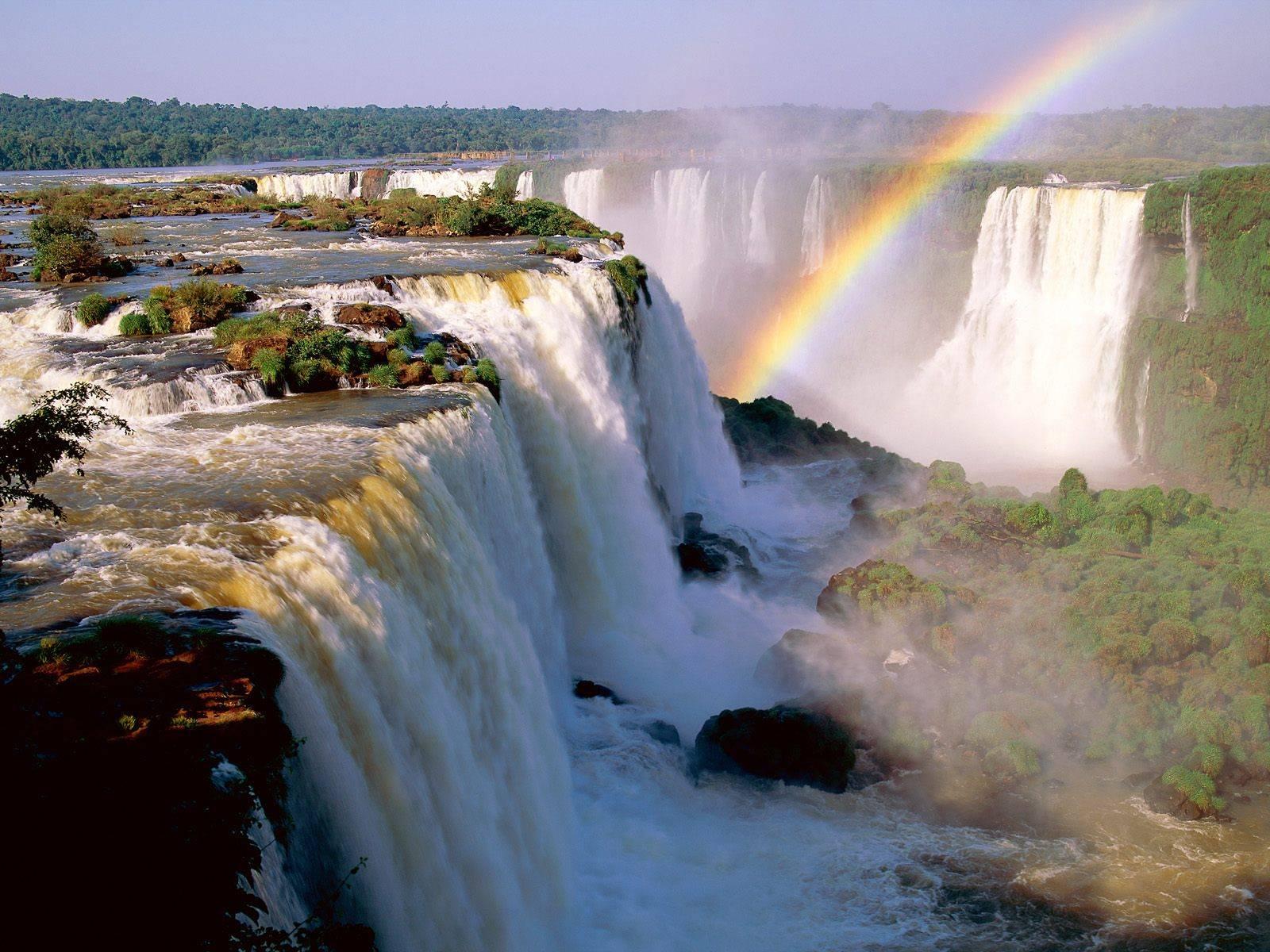 Devil27s20Throat20Iguassu20Falls20Argentina - waterfalls