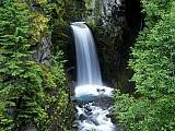 Christine Falls, Mount Rainier, Washington