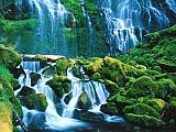 Proxy Falls, Willamette National Park