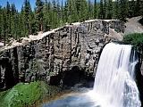 Rainbow Falls, California