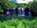 Secluded Falls, Kauai