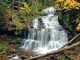 Wagner Falls, Alger County, Michigan