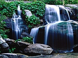 Whiskey Falls, Sierra National Forest, California