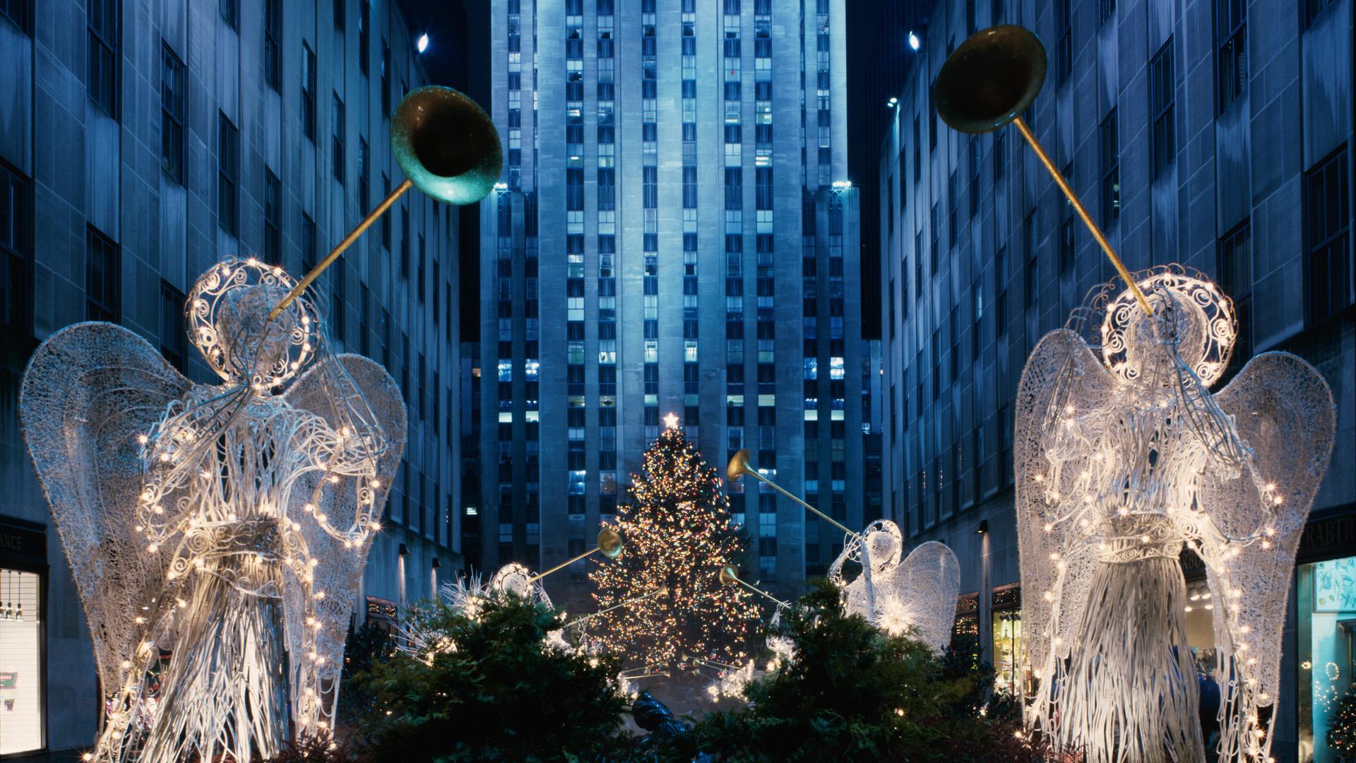 Imagini pentru christmas new york